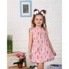 Платье для девочек Морской конёк      Модель: пл4088.3