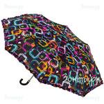 Зонт с ремешком из кожзам.Zest 531827-491