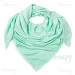 *Платок-шаль светло-зеленого цвета Rossini SH1659-18