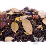 Черный ароматизированный чай / Таежный сбор (черные типсы)