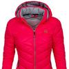 Куртка переходная женская розовая Denley B027