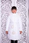 """Зимнее пальто для девочки """"Шейла"""""""