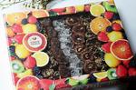 Лукум шоколадница микс (ассорти), 1,7 кг. КОРОБКУ НЕ ДЕЛЮ