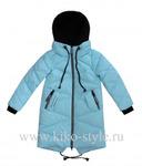 Пальто 17139 (наушники в комплекте)