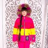 """Зимний костюм для девочки """"Малибу-3"""" (куртка+брюки)"""