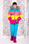"""Зимний костюм для девочки """"Малибу"""" (куртка+брюки)"""
