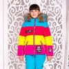"""Зимний костюм для девочки """"Малибу-2"""" (куртка+брюки)"""