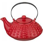 Чайник заварочный, красный, объём 800 мл