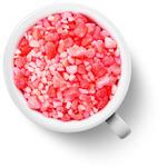 Сахар Земляника со сливками