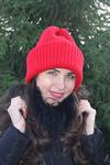 шапка с двойным сгибом 902 002