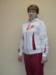 Женский спортивный костюм  мод-55-6