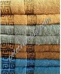 """Махровое лицевое полотенце """"Версаче 8"""""""