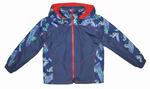 4512  Куртка для мальчиков на флисе