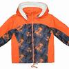 4513  Куртка для мальчиков на флисе