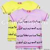 5156 Let's Go (футболка для девочки)