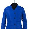 04-1798 Куртка демисезонная (Синтепух 100) Плащевка Василек