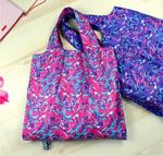 М2 Принт Акварель в двух цветах: розовый и фиолетовый