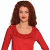 Блузка 273 Светло-бордовый