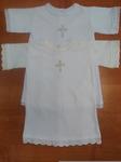 Рубашка крестильная для мальчика