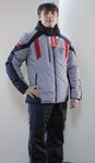 Зимний мужской костюм Модель-12       (куртка+брюки)