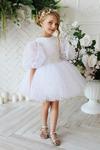 Платье для девочки мод. 7791