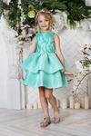Платье для девочки мод. 7787
