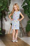 Платье для девочки мод. 7776