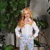Блуза для девочки мод. 2354