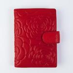 Обложка автодокументы + паспорт, натуральная кожа