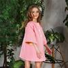 Пальто для девочки мод. 8094
