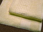 Полотенце махровое (цвет 104 - светло-бежевый)