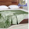 Одеяло хлопковое 170*205 жаккард 13.24 цвет зеленый