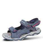 Туфли летние для школьников мальчиков 064728 Сан-Марко