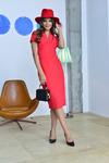 платье красный AV 3*2*9