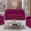 Набор чехлов для дивана Светло-лаванда