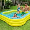 Семейный надувной бассейн Intex: 229х229х56 см.