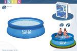 Надувной бассейн Easy Set Intex: 244*76см. Без фильтрующего насоса.