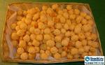 Сырные шарики сметана лук (Сыр Гауда сушеный)