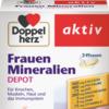 Doppelherz минералы для женщин Depot Таблетки, 30 шт