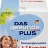 DAS gesunde PLUS Комплексные витамины От А до Z Komplett, более 20 витаминов, 100 шт