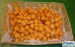 Сырные шарики бекон (Сыр Гауда сушеный)