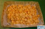 Сырные шарики красная икра (Сыр Гауда сушеный)
