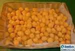 Сырные шарики грибы со сметаной