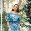 Платье 1228 (текстиль) размер 42-52