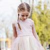 Детское платье-пачка