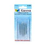 """Gamma"" ""для слабовидящих"" №5/9 N-004 в блистере 6 шт."