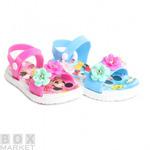Детские сандалии для девочек ЛЕОПАРД лето