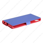Чехол-книжка Muvit для SONY Xperia Z5 Compact (4.6), Chameleon Case Book, цвет: фиолетовый