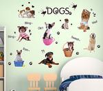 Стикеры Dogs
