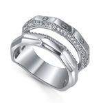 Серебряное кольцо Артикул: 010067-263-113